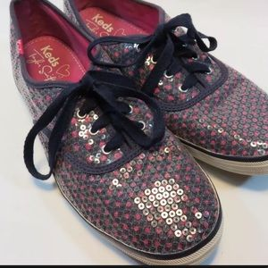 Keds x Taylor Swift Sequin polka dot Sneakers 9